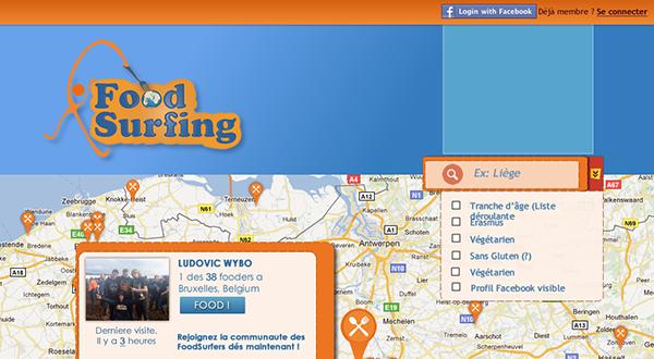 FoodSurfing