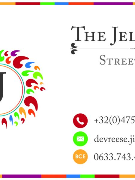 Jelly Bar – Visit card