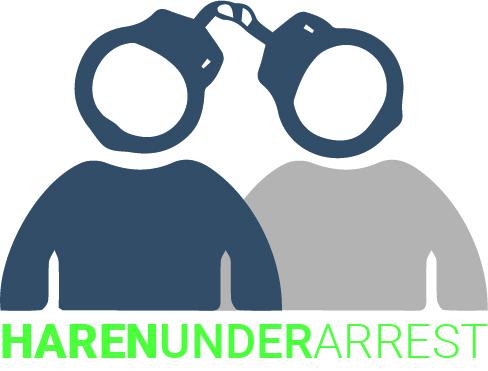 Haren Under Arrest